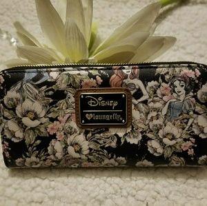 Disney loungefly wallet